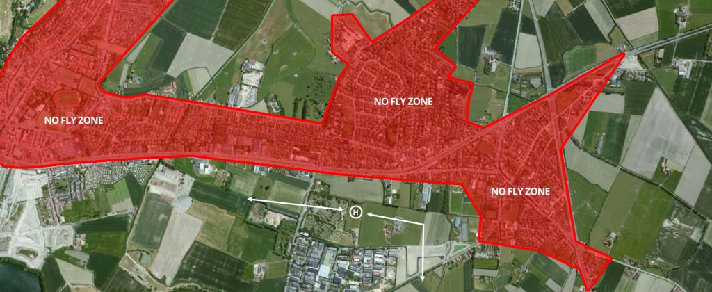 EBKW Knokke Heliport No Fly