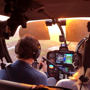 Lees meer over het artikel Sunset vluchten, unieke ervaring!