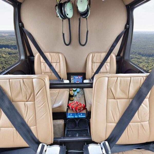 Helicoptervlucht Kortrijk Oostende