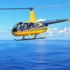 Helikopter vlucht Knokke 30 minuten