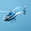 helikoptervlucht Noordzee Oostende Knokke