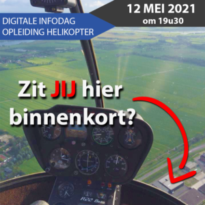 Lees meer over het artikel Infodag OPLEIDING helikopterpiloot (digitaal)